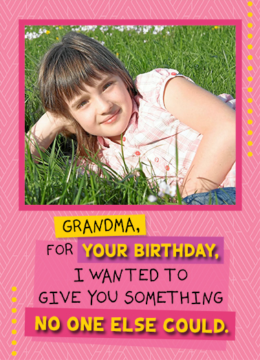 Grandma Birthday Ecard Cover