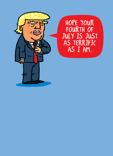 funny 4th of july card trump july 4th from cardfool com